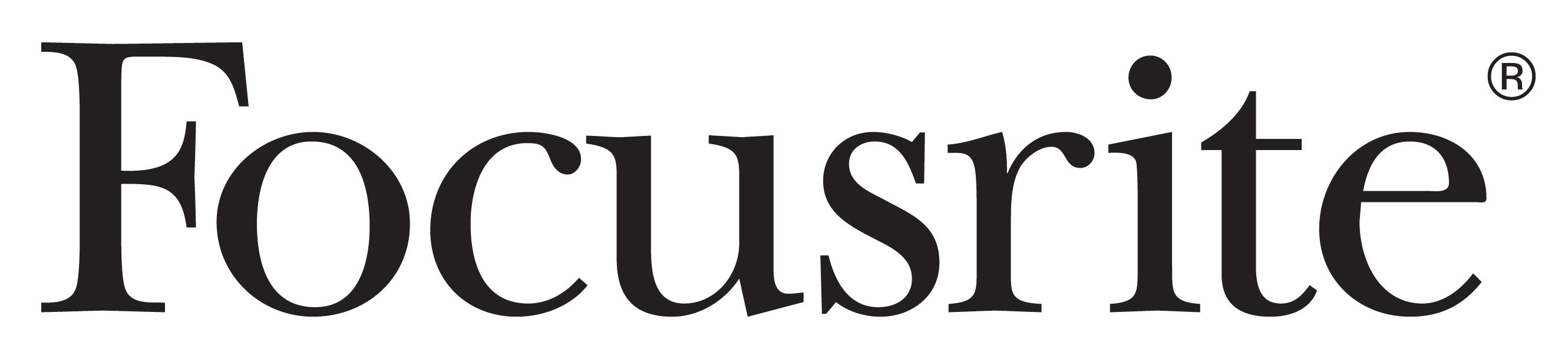 Focusrite logo large