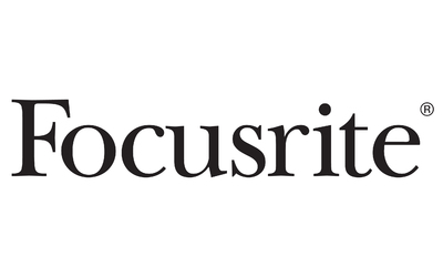 Display focusrite logo large