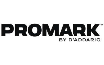 Display promark sticks logo