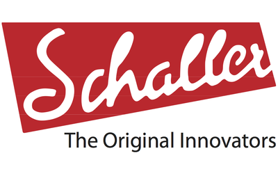 Display schaller electronics logo slogan