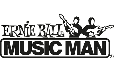 Display music man logo