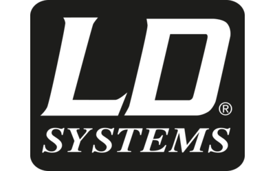 Display ld systems logo black