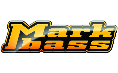 Display markbass logo