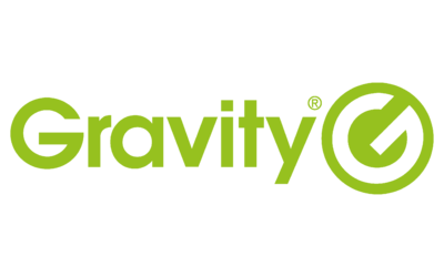 Display gravity logo cmyk