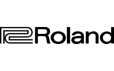 Display roland logo