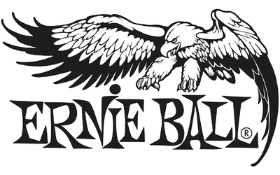 Display ernie ball eagle logo