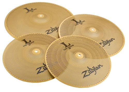 Zildjian L80 cymbals at Cookes