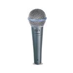 Shure BETA 58A Dynamic Supercardioid Vocal Microphone