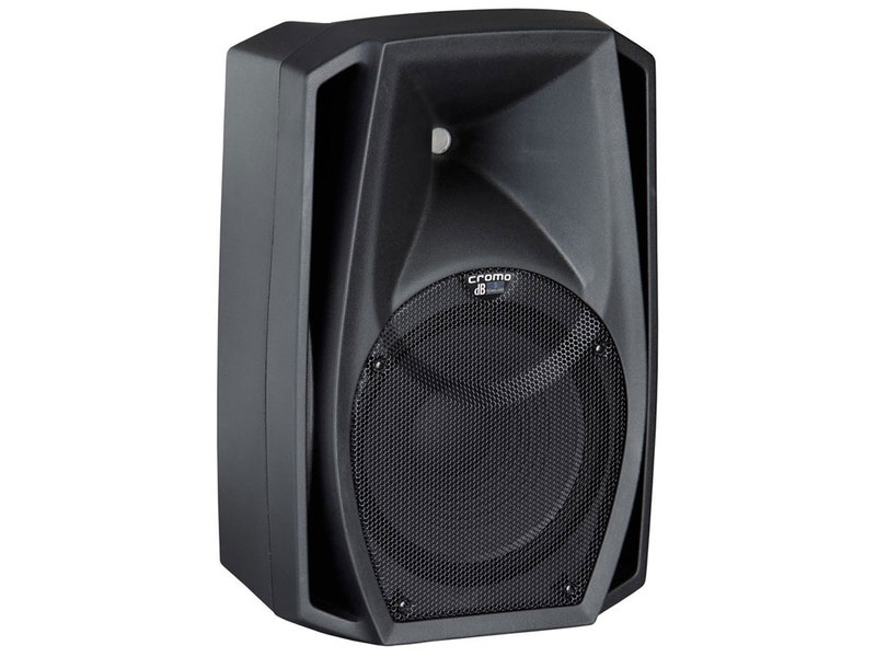 dB Technologies CROMO 12 Club Active powered loudspeakers