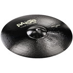 "Paiste Coloursound 20"" 900 CS Black Heavy Crash Cymbal"
