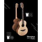 Sheeran by Lowden W-04 Electro Acoustic Guitar with Bevel