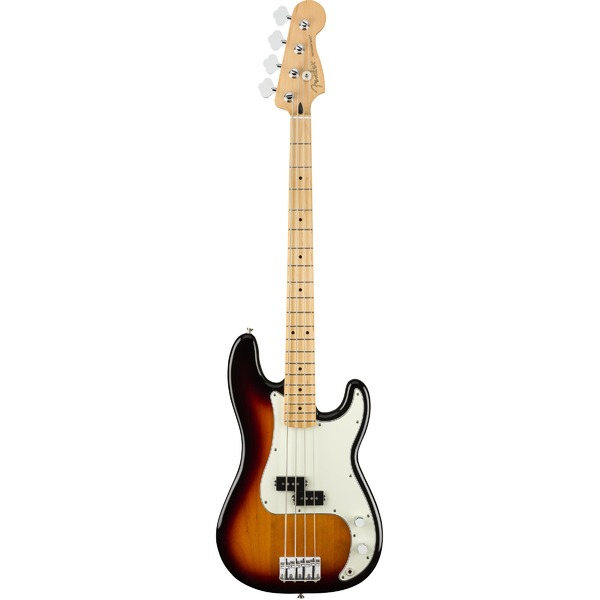 Square fender player pbass 3ts1