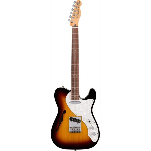 Square fender deluxe thinline tele