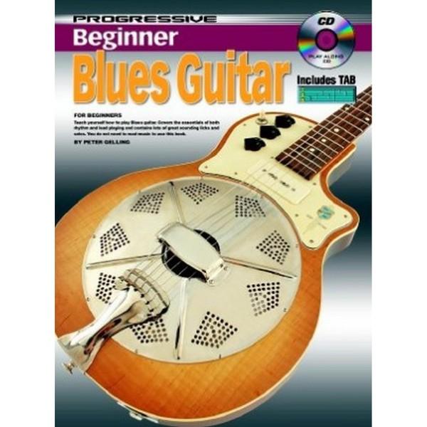 Square prog beginner blues gtr