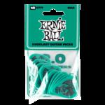 Ernie Ball 2.0MM TEAL EVERLAST PICKS 12-PACK