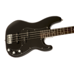 Squier Affinity Series PJ Precision Bass Laurel Fingerboard In Black