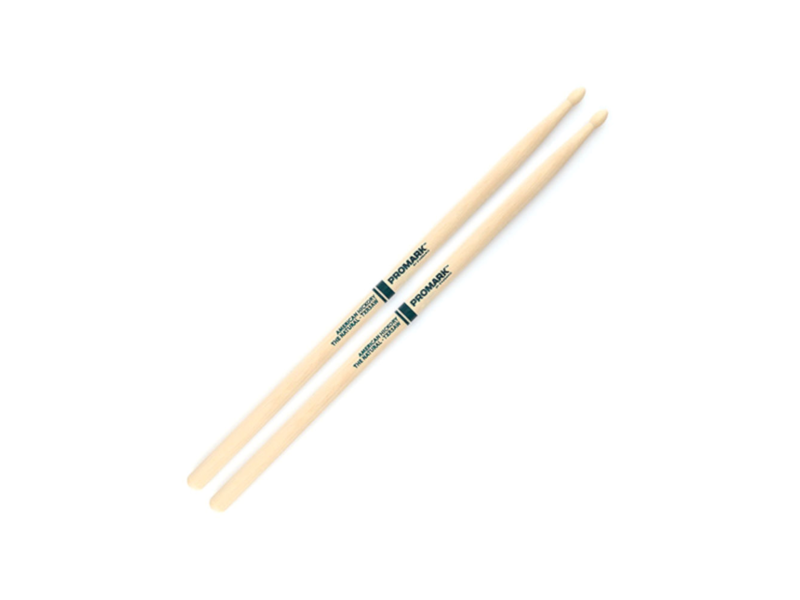 """Promark Hickory 5A """"The Natural"""" Wood Tip Drumstick"""