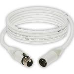 Klotz IRFM Ice Rock Prime Microphone Cable - 5 Metre - White