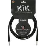Klotz KIK Pro Guitar Cable - Straight Jacks - 6 Metre