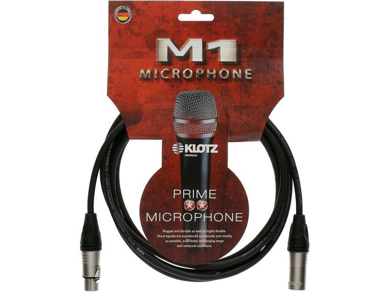 KLOTZ M1K1FM0100 - XLR F / XLR M - 1 M
