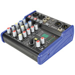 Citronic CSD Compact Mixers with BT and DSP