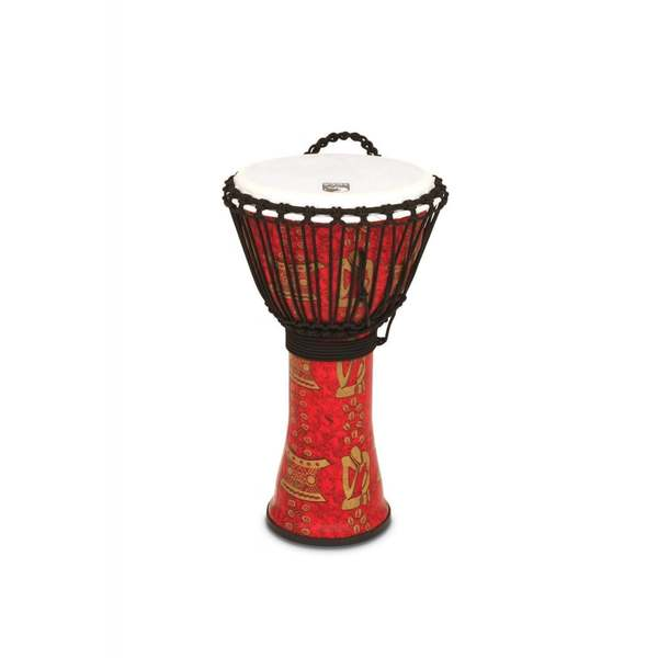 Square toca freestyle ii rope tuned 9 djembe thinker tf2dj9t