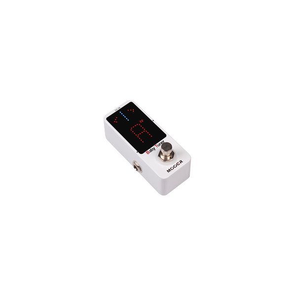 Square mooer audio baby tuner micro tuner pedal 322895