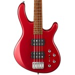 Cort Action HH4 Bass - Blood Red Metallic