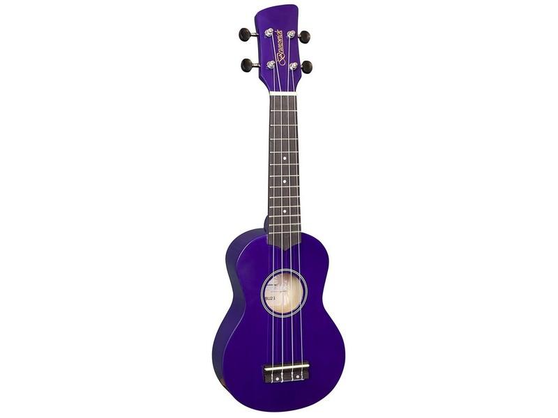 Brunswick Soprano Ukulele - Purple