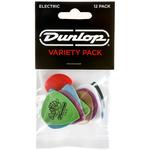 Jim Dunlop PVP113 Electric Guitar Pick Variety Pack x12
