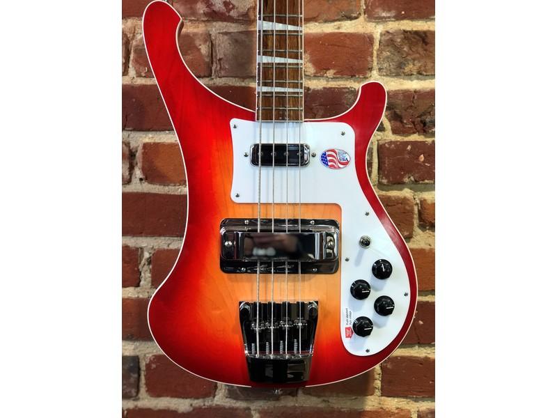 Rickenbacker 4003 Fireglo Bass Guitar