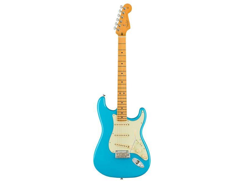 Fender American Pro II Stratocaster, Maple Neck, Miami Blue