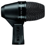 Shure PGA56 Cardioid Dynamic Snare/Tom Microphone with XLR Cable