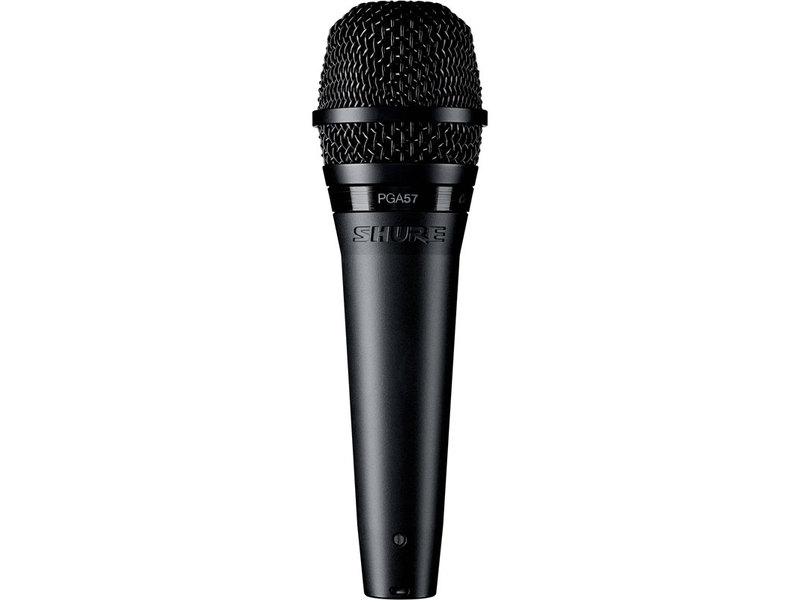 Shure PGA57 Cardioid Dynamic Instrument Microphone with XLR Cable