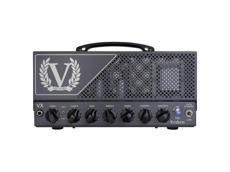 Victory VX The Kraken 6L6 50w Valve Head