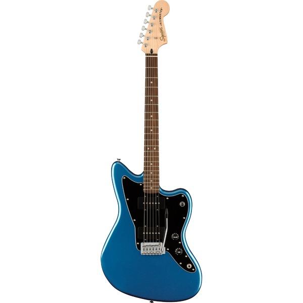 Square 437372 squier affinity jazzmaster lake placid blue