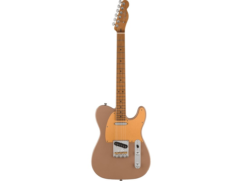 Fender American Professional II Telecaster in Shoreline Gold Limited Edition