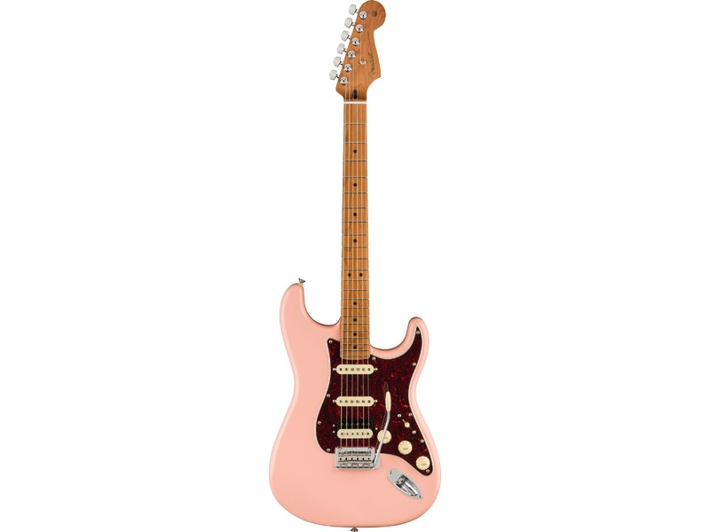 Fender Player Stratocaster HSS Shell Pink Limited Edition