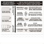 D'Addario EXL115 Nickel Wound Electric Guitar Strings Medium/Blues-Jazz Rock 11-49